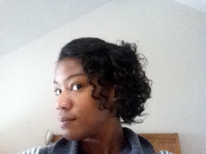 Curlfomers on transitioning hair